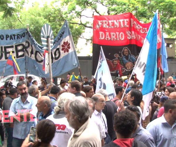 Asunción de Maduro - Buenos Aires - Data Urgente