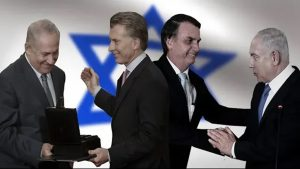 Bolsonaro Netanyahu Macri - Fuente Annur contenidos Bajo la lupa - Data Urgente