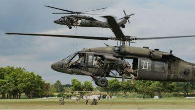 Comando Sur - Darien - Panamá - Fuente foto tw - Data Urgente