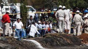 Explosión de Tlahuelilpan - Fuente foto web - Data Urgente