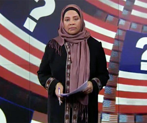 Hashemi - Periodista Press TV - Fuente foto web - Valeria Agustina Rodriguez - Data Urgente