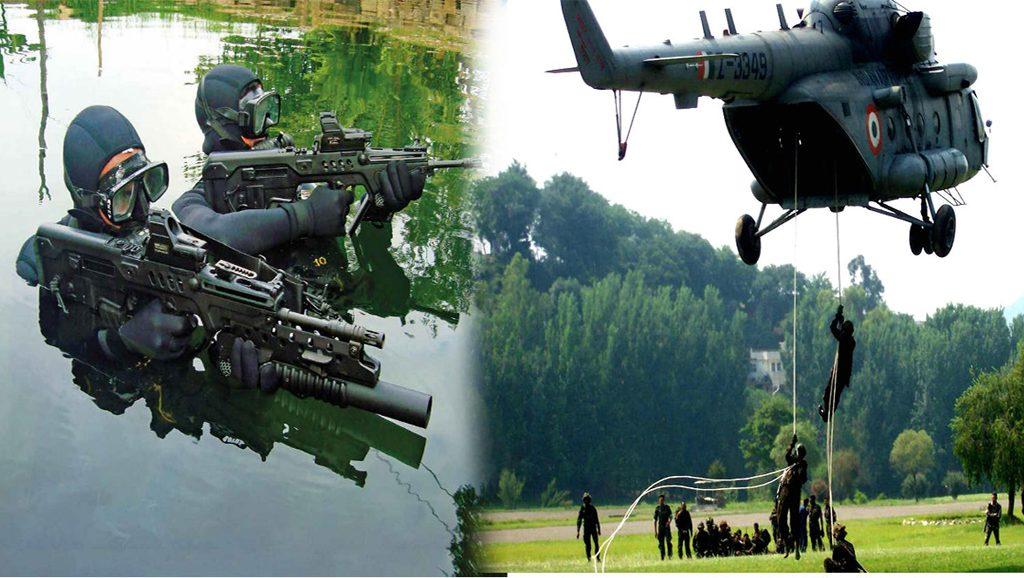 India África - Ejercicio militares conjuntos - Fuente indianarmy - Data Urgente