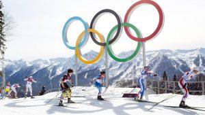 Juegos olímpicos de invierno - Fuente foto web - Data Urgente