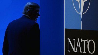 NATO OTAN - Trump y los Estados Unidos - Fuente foto Sputnik - Data Urgente