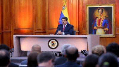 Nicolás Maduro - Fuente twitter - Data Urgente