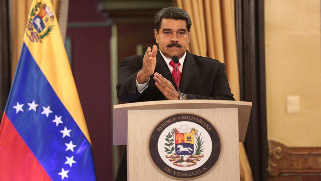 Nicolás Maduro - fuente foto web - Data Urgente