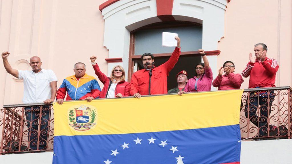 Nicolas Maduro - Venezuela - Fuente foto Presidencia Venezuela - Data Urgente