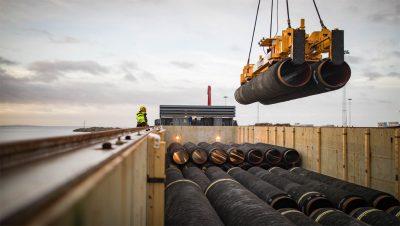 Nord Stream 2 AG - Rusia Alemania - Fuente foto web - Data Urgente