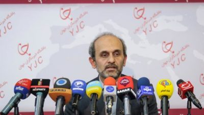 Peyman Yebeli - IRIB - Fuente foto Hispan TV - Data Urgente