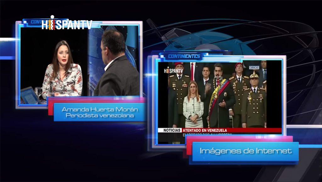 Quién quiere matar a Maduro - Sebastián Salgado - Fuente foto hispan TV - Data Urgente