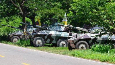 Tanques - Cúcuta - Colombia - Fuente foto web