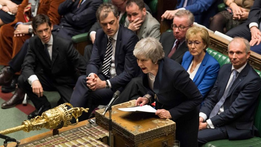 Theresa May - Brexit - Fuente foto web - Data Urgente
