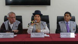 Tribunal Supremo Electoral - Bolivia - Fuente foto web - Data Urgente
