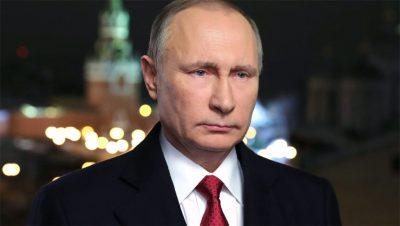 Vladimir Putin - Mensaje de fin de año - Fuente foto web - Data Urgente