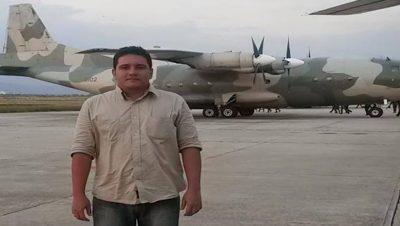 Aaron Corredor - Cúcuta - Fuente foto web - Data Urgente