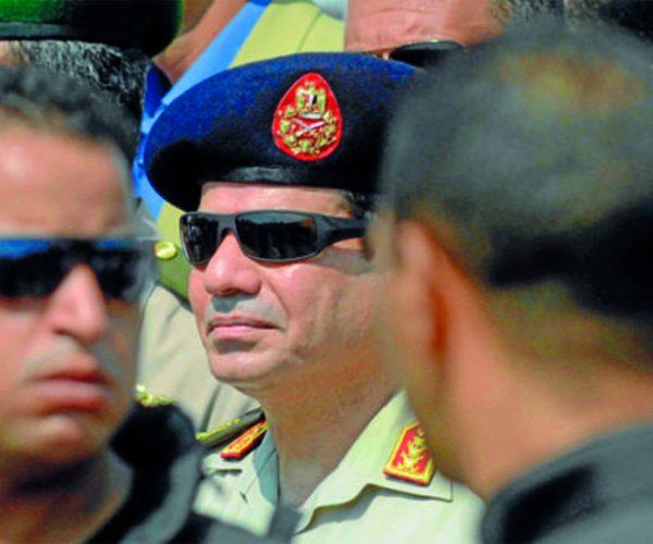 Al Sisi - Egipto - Fuente foto web - Data UrgenteAl Sisi - Egipto - Fuente foto web - Data Urgente