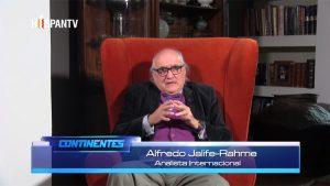 Alfredo Jalife Rahme - Fuente foto Hispan TV - Data Urgente