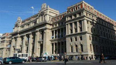 Corte Suprema de Justicia - Argentina - Fuente foto web - Data Urgente