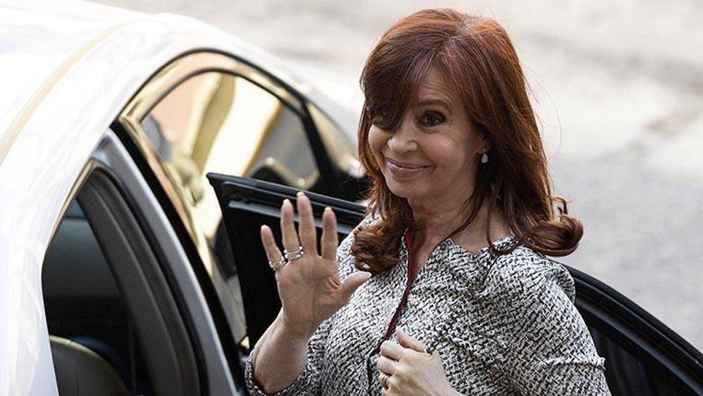 Cristina Fernández de Kirchner - Fuente foto web - Data Urgente