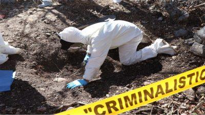 Fosas clandestinas en México - Fuente foto web - Data Urgente