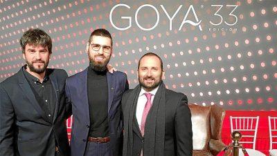 Gaza - Premios Goya - Fuente foto web - Data Urgente