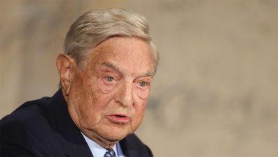 George Soros - Fuente foto web - Data Urgente