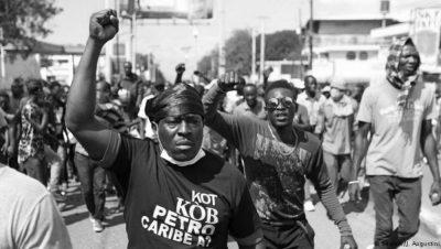 Haití - Fuente foto La Tinta - Data Urgente