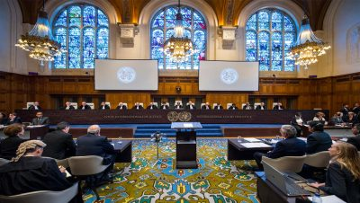 La Haya - CIJ - Fuente foto web - Data Urgente
