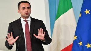 Luigi di Maio - Italia - Fuente foto web - Data Urgente