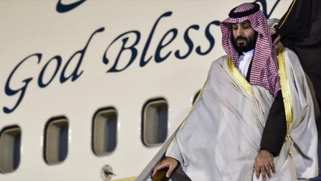 MBS - Arabia Saudí - Fuente foto web - Data Urgente
