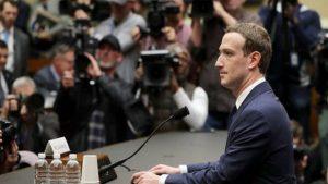 Mark Zuckerberg - Facebook - Fuente foto web - Data Urgente