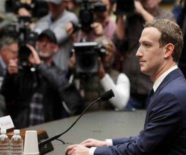 Mark Zuckerberg - Facebook - Fuente foto web - Data Urgente