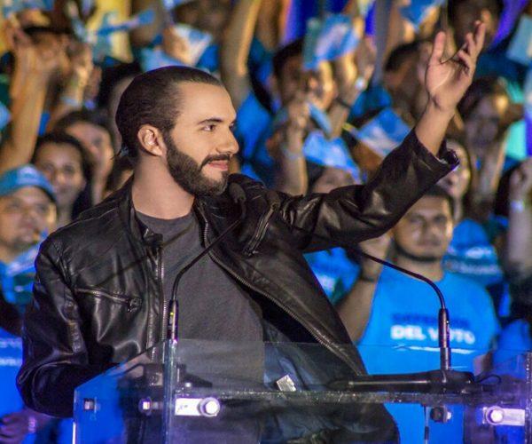 Nayib Bukele - La derecha sionista en El Salvador - Fuente foto web - Data Urgente