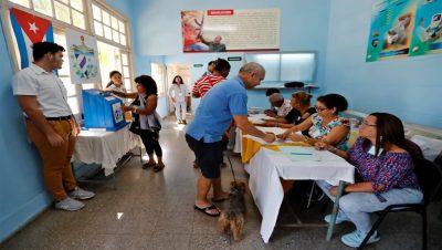 Nueva constitución en Cuba - Fuente foto web - Data Urgente