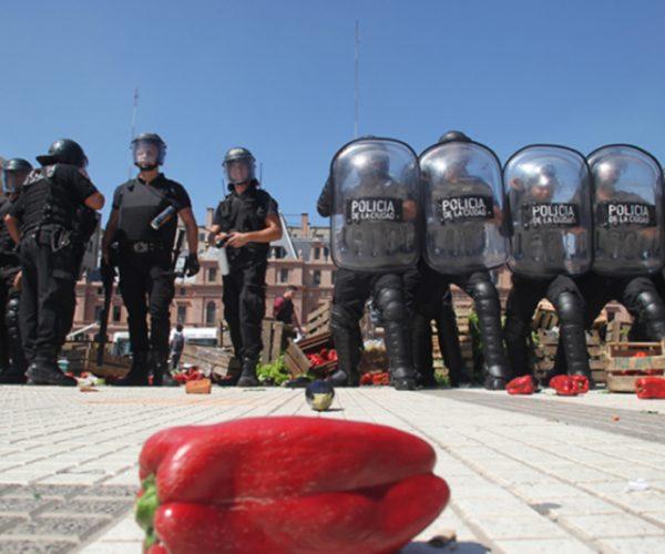 Policía de Larreta - Buenos Aires - Fuente foto InfoBaires24 - Data Urgente