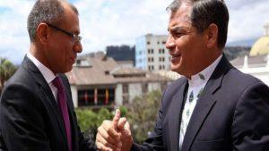 Rafael Correa - Fuente foto web - Data Urgente