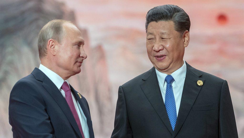Rusia y China - Fuente foto web - Data Urgente