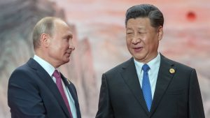 Rusia y China - Fuente foto web - Data Urgente
