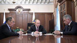 Vladimir Putin - Fuente foto Xinhua Sputnik - Data Urgente