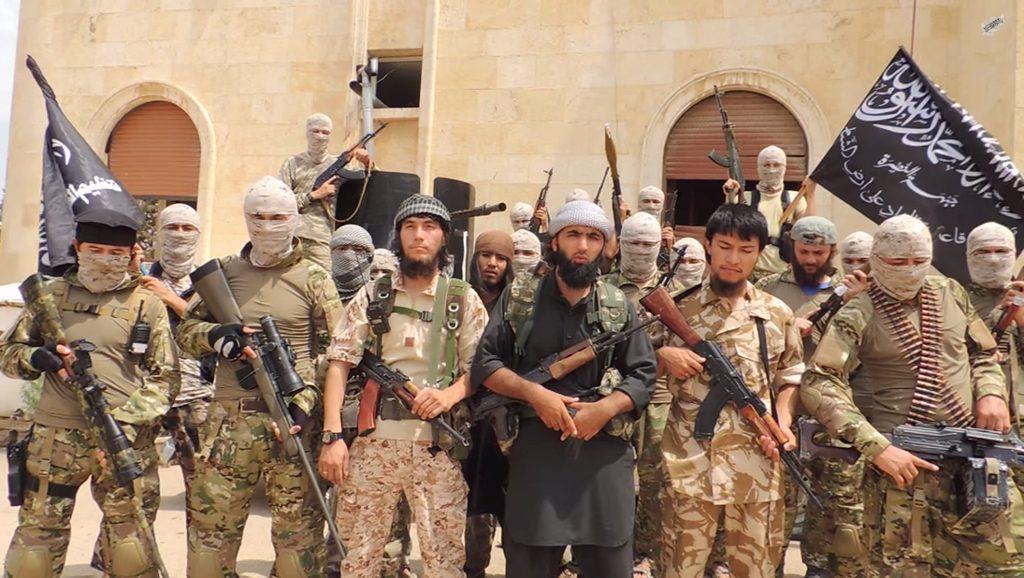Yihadistas chinos uigures en Siria - Fuente foto web - Data Urgente