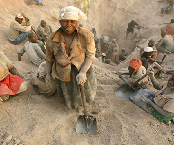 Zimbabwe's Diamonds Funds - Fuente foto Sputnik - Data Urgente