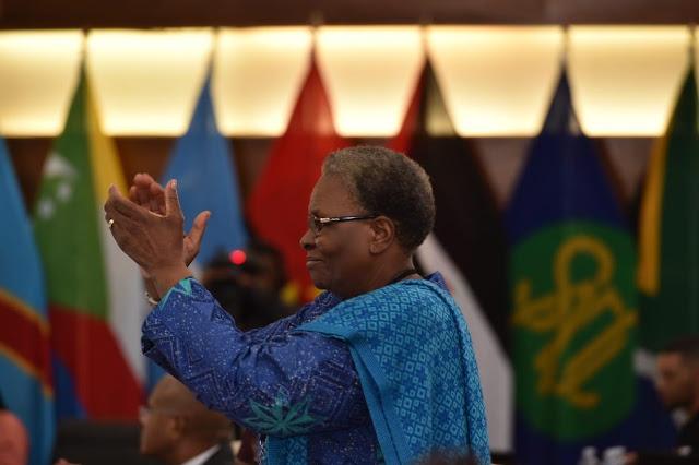 Resultado de imagen de sudafrica apoya al sahara