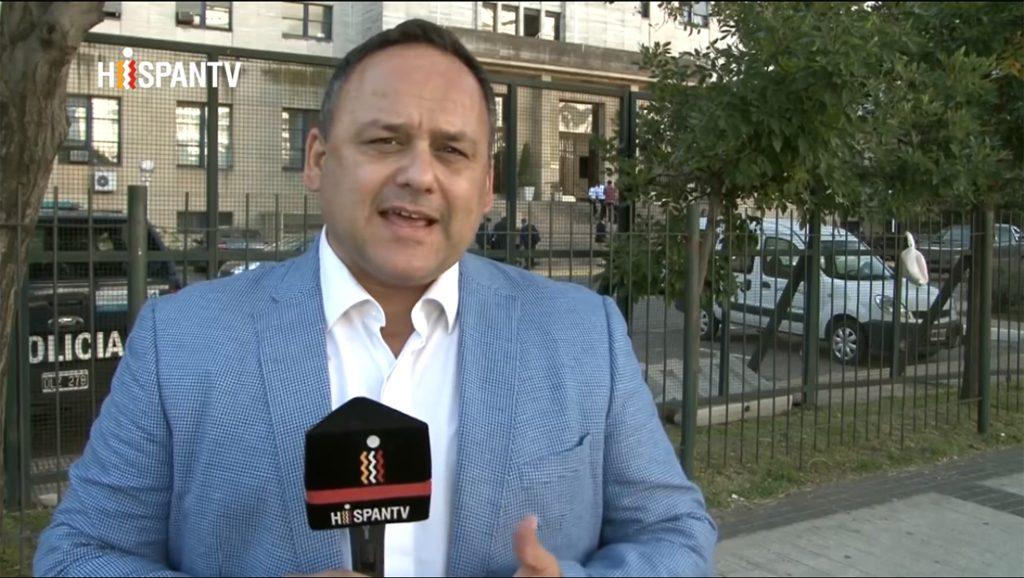 Juicio AMIA - Sebastián Salgado - Corresponsal Hispan TV - Data Urgente