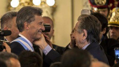 Mauricio Macri - Franco Macri - Fuente foto web - Data Urgente